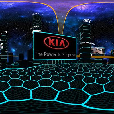 KIA VR 360